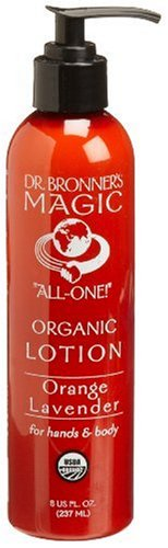 Dr. Bronner's & All-One Organic Lotion for Hands & Body, Ora