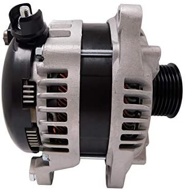 LActrical High Output 300 AMP Alternator For FORD F250 350 450 550 Super Duty Diesel 6.7L Pickup Truck 2011 2012 2013 2014 2015 2016 300A