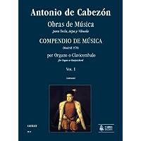 Ut Orpheus CABEZON ANTONIO DE - OBRAS DE