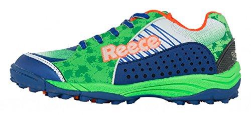 Reece Wave Hockey Hockey Zapatos–Blue de Green