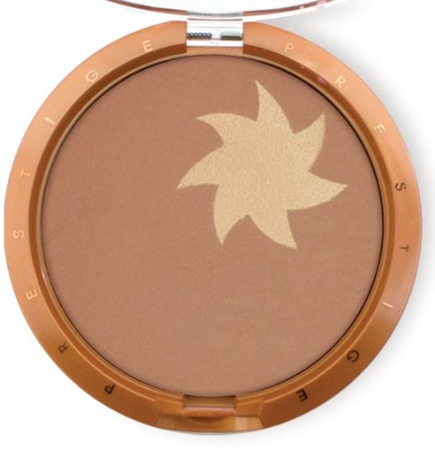 Prestige SunFlower Illuminating Bronzing Powder, Sunkissed, 0.7 Ounce by Prestige