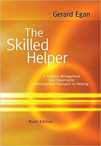 Amazon com: The Skilled Helper: A Problem Management and Opportunity
