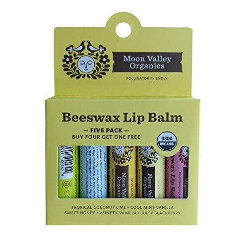 moon valley organics lip balm honey buyer's guide