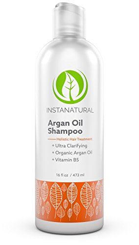 Argan Oil Shampoo Nourishment InstaNatural