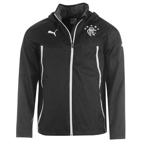 Puma Rangers chaqueta impermeable Junior Negro negro/gris ...