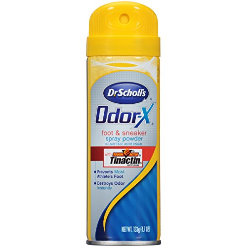Price comparison product image Dr. Scholl's Odor X Foot & Sneaker Spray Powder-4.7 oz