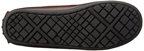Pictures of umi Saul Moccasin Slip-On Loafer (Little Dark Brown 7