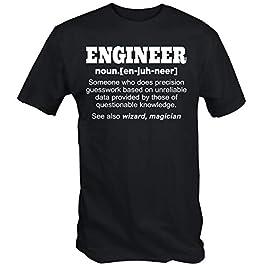 6TN Mens Funny Engineer T Shirt