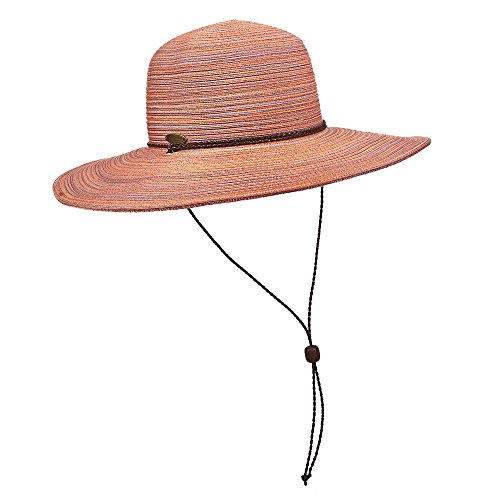 cappelli-multicolor-big-brim-hat-with-chin-cord-coral