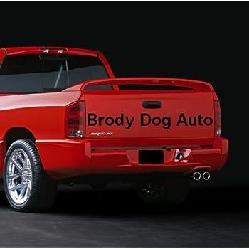 2017 Dodge Trucks >> Amazon Com Xtreme Autosport 2002 2017 Dodge Ram Rear
