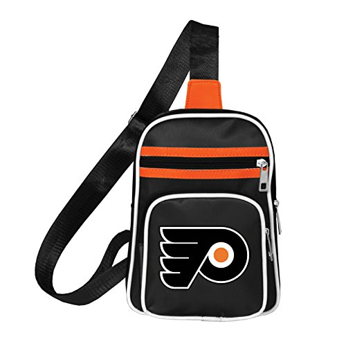 NHL Philadelphia Flyers Mini Cross Sling - Nhl Flyers Mini Philadelphia