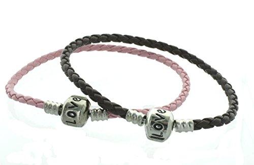 2-Pack Set of Bracelets: 8.0