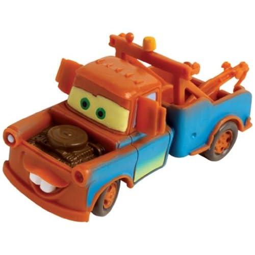 12682 - BULLYLAND - Walt Disney Cars - Figurine (ne roule pas) Mater