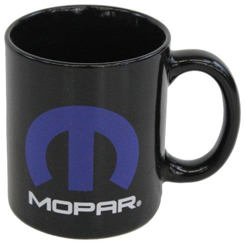 Genuine Mopar A69092842N Black Coffee Cup