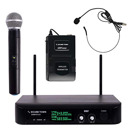 Sound Town Professional Dual-Channel