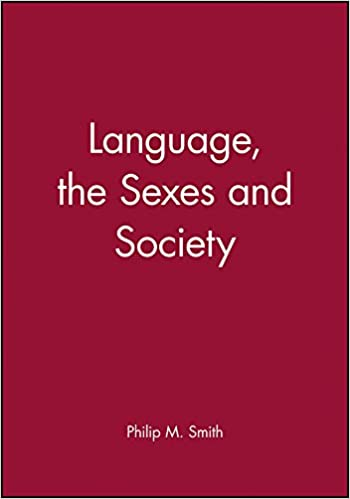 Language and the Sexes