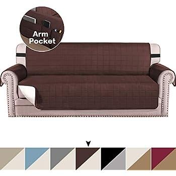 Amazon Com Sofa Slipcover Reversible Sofa Cover Furniture