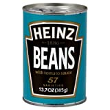 Heinz Baked Beans 13.7oz (Pack of 6)