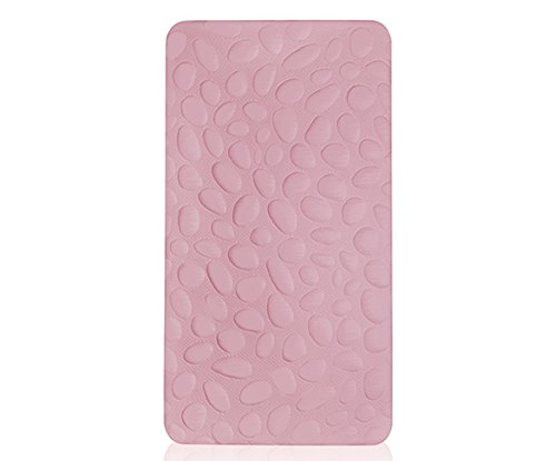 Best Prices! Nook Sleep Pebble Air, Ultra Lite Crib Mattress, Blush