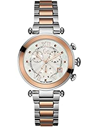 Womens GC Rose Gold & Silver Timepiece