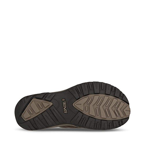 Pictures of Teva Men's Pajaro Flip-Flop Brown D(M) Mens 3