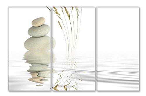 SmartWallArt - Still Life Wall Art Decor Zen Garden Abstract