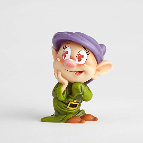 "The World of Miss Mindy Dopey from ""Snow White and the Seven Dwarfs"" Stone Resin Figurine"