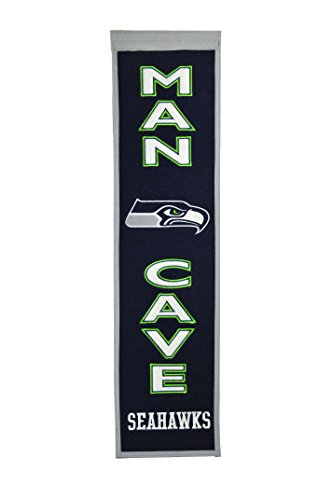Winning Streak NFL Seattle Seahawks Man Cave Banner -