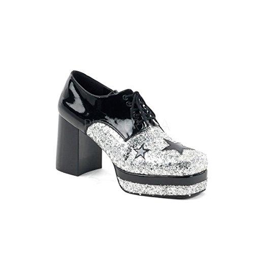 Higher-Heels - Zapatos de cordones para hombre
