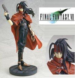 Final Fantasy VII Vincent Valentine Coldcast Status 1/8 Scale