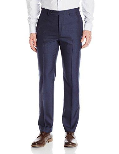 - Calvin Klein Men's X Performance Slim Fit Flat Front Dress Pant, Black, 36 X 32