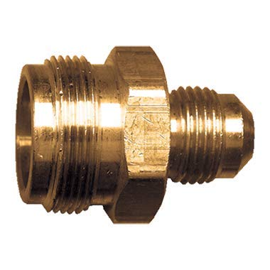Fairview Fittings 2091 Cylinder Primus By Sae Flare 1-20 Male Cyl, M14X1.5 (W/Check) X 3/8 Flare Pack of 2 (Primus Cylinder)