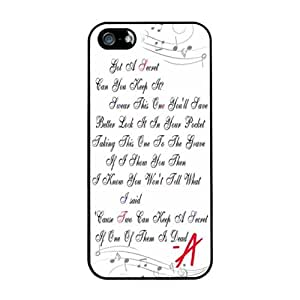 Pretty Little Liars Racing Brand New Rubber Tpu Silicone Snap On Cover Protector Case For iPhone 5 5S