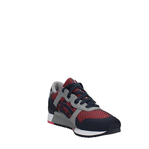 Asics Herren Sneaker Gel-Lyte III Sneakers Medium Grey-Guava