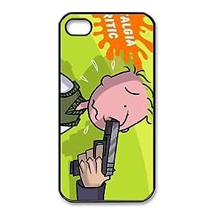 iphone4 4s Phone Case Black Doug's 1st Movie WQ5RT7447283