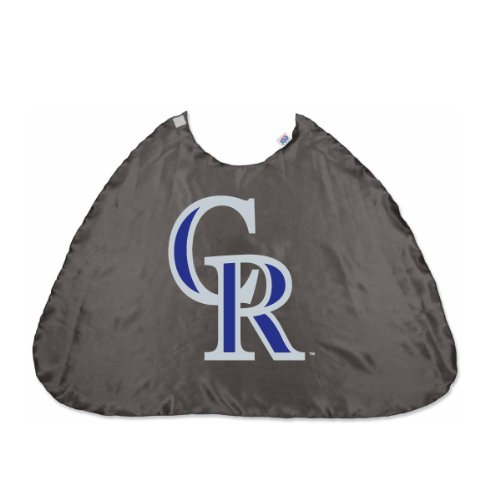 MLB Colorado Rockies Child's Hero Cape