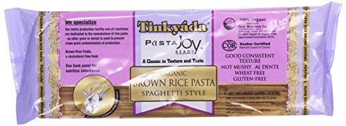 Tinkyada Organic Brown Rice Spaghetti - 12 oz