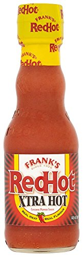 Frank's Red Hot - Xtra Hot Cayenne Pepper Sauce - 148ml