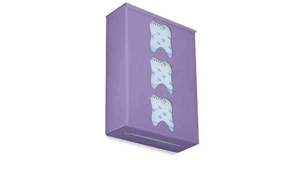 TrippNT diente Triple doble guante dispensador Holder: Amazon.es: Oficina y papelería
