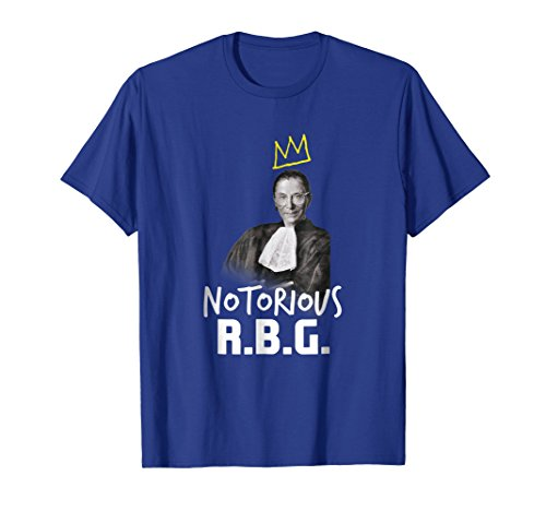 Notorious RBG Ruth Bader Ginsburg Supreme Court Justice Tee