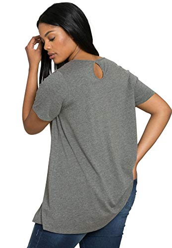 39b23c2b975 Roamans Women s Plus Size Ultimate Trapeze Tee available in Kuwait ...