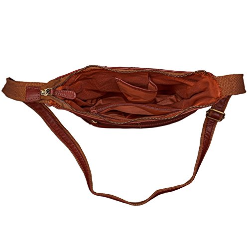 A Tracolla Rot Stilord Borsa Colore Piccolo cognac Pelle marrone 1O5wqwxE