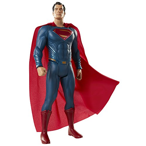 "DC Theatrical Big-FIGS Justice League 20"" Superman Action Figure"
