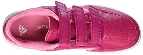adidas Altasport CF, Zapatillas Unisex Niños Rosa (Bold Pink/easy Pink/footwear White)