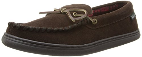 - Woolrich Men's Potter County Slipper, Wood, 11 M US