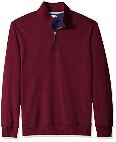 IZOD Mens Advantage Performance Fleece 1/4 Zip (Regular and Slim sizes)