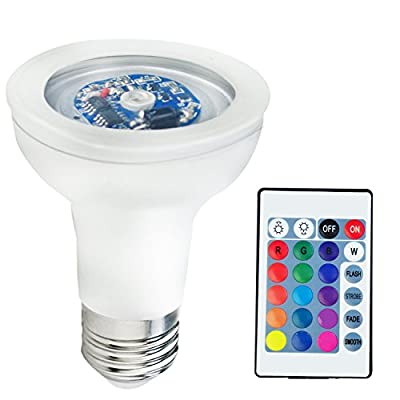 120V 12V Color Changing LED Pool Light Bulb, Fit in for Pentair and Hayward Pool Light Fixtures