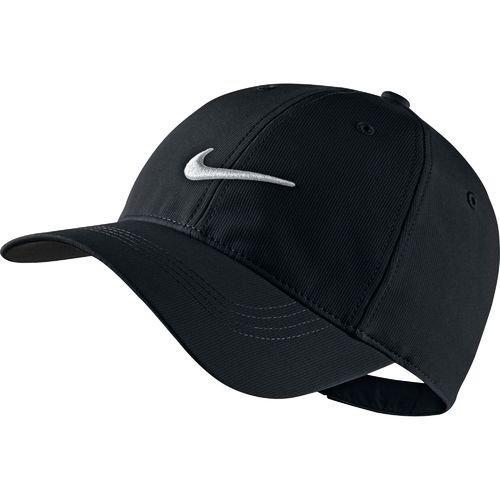 Nike Hat Cap (Nike Golf Tech Swoosh Cap Onesize Black)