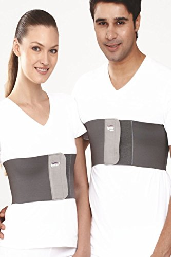 Tynor Premium upper abdominal Rib Belt,Size - Medium,Inches 32-36,CM 80-90 - Styledivahub®