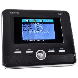 Audiovox Portable Dvd Player Battery - 2